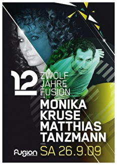12 Jahre Fusion (flyer)
