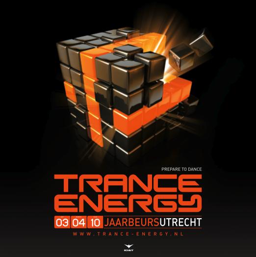 Trance Energy (flyer)