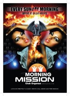 Morning Mission (flyer)