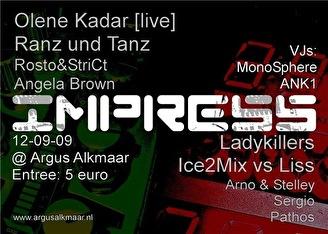 Impress (flyer)