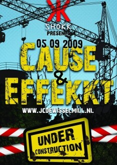 Cause & Effekkt (flyer)