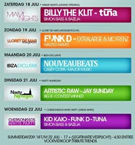 Summerdayz 09 (flyer)