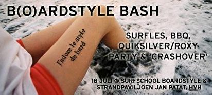 B(o)ardstyle bash (flyer)