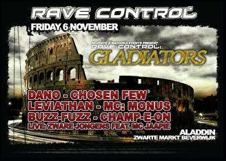 Rave Control (flyer)