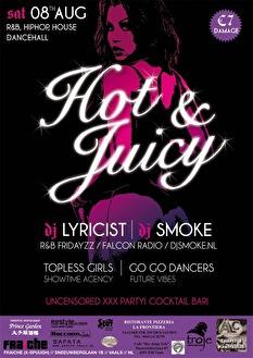 Hot & Juicy (flyer)
