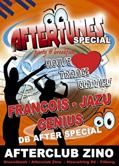 Aftertunes Special (flyer)