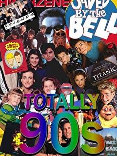Exclusive 90's (flyer)