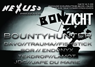 Nexus Bonzicht Party (flyer)