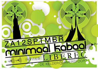 Minimaal Kabaal (flyer)