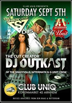 DJ Outkast (flyer)