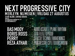Progressive City (flyer)