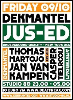 Dekmantel (flyer)