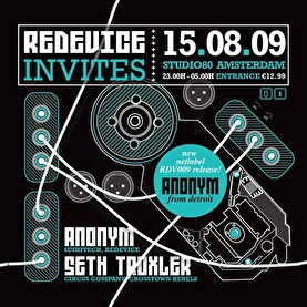 Redevice invites (flyer)