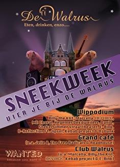 Sneekweek (flyer)