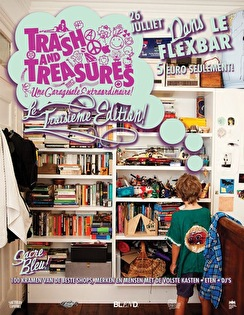 Trash & Treasures (flyer)