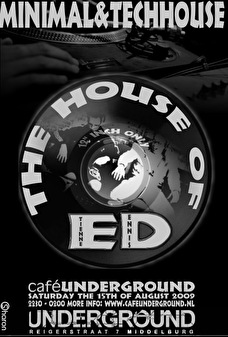 The House of ED (flyer)