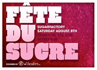 Fête du sucre (flyer)