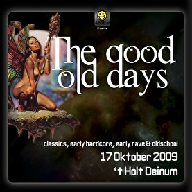 The Good Old Days (flyer)
