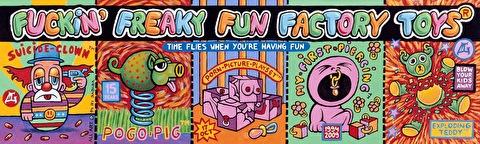 Fun Factory Reunion (flyer)