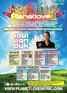 Planetlove (flyer)