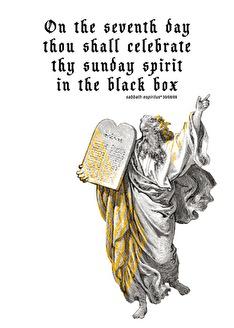 Sunday Spirit (flyer)