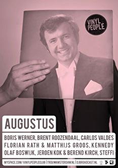 Vinyl People (flyer)