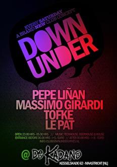 Down Under (flyer)
