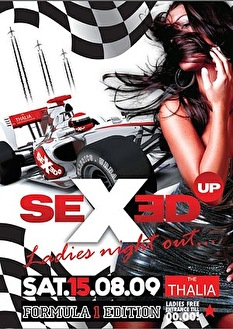 Sexed Up (flyer)