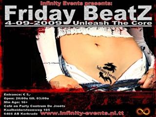 Friday BeatZ (flyer)