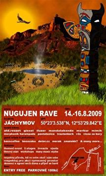 Nugujen Rave (flyer)