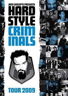 Hardstyle Criminals Tour (flyer)