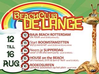 House on the Beach (flyer)