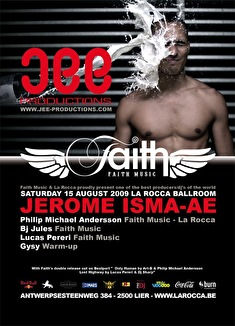 Jerome Isma AE. (flyer)