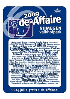 De Affaire (flyer)