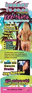 Xxx-tatic (flyer)