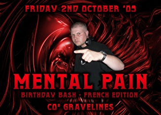 Mental Pain (flyer)