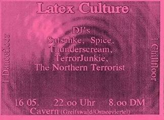 Latex Culture (flyer)