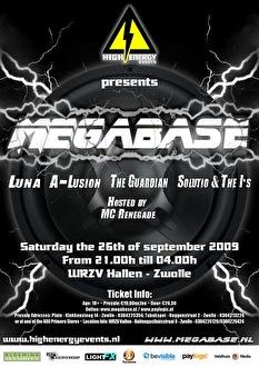 Megabase (flyer)
