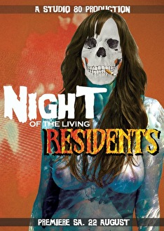 Resident Night (flyer)