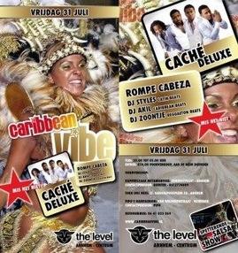 Carribean Vibe (flyer)