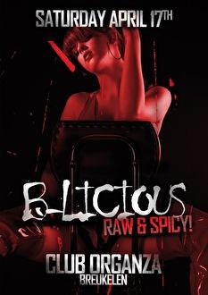 B-Licious (flyer)