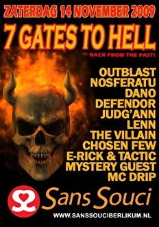 7 Gates to Hell (flyer)