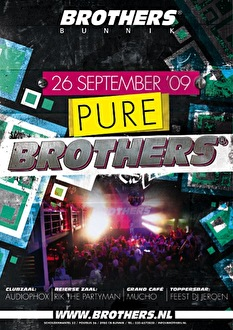 Pure Brothers (flyer)