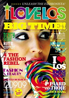 I love Los (flyer)