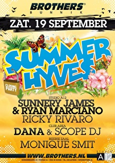 Summerhyves (flyer)