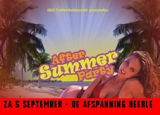 After Summer Party (flyer)