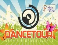 Dancetour Dj Contest Apeldoorn (flyer)