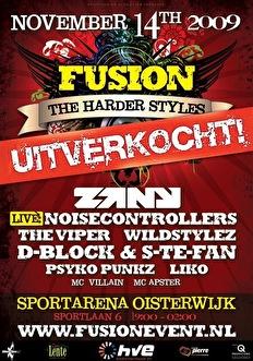 Fusion 2009 (flyer)