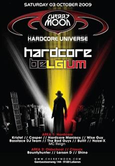 Hardcore Belgium (flyer)