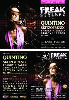 Freakstylerz (flyer)